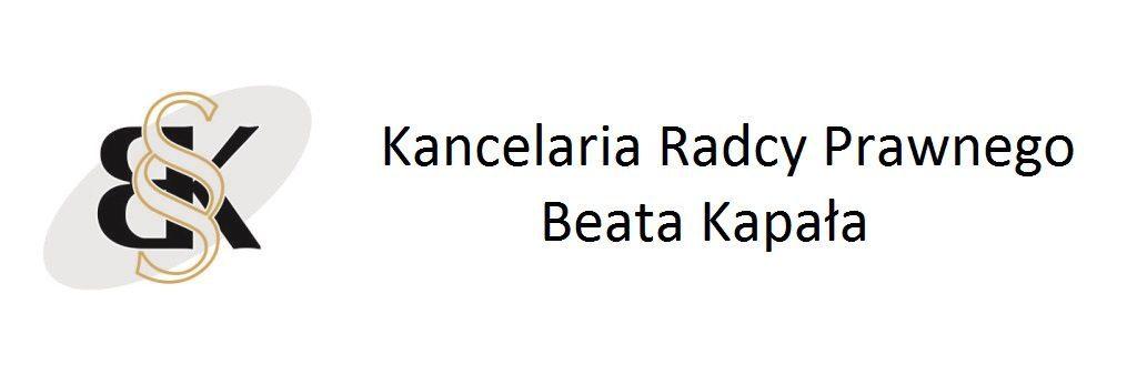 Beata Kapała – Radca Prawny Nowy Sącz